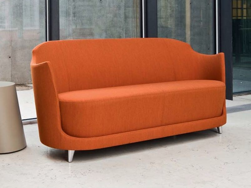 Fabric leisure sofa FOLIES | Sofa by La Cividina