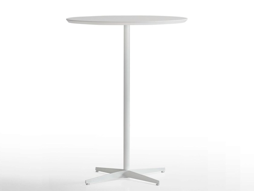 Round high table MALIBÙ | High table - Inclass Mobles