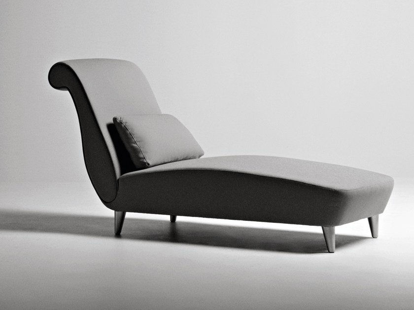 Upholstered fabric day bed GENESIS | Design day bed - La Cividina