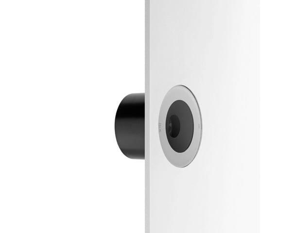 LED wall-mounted die cast aluminium spotlight NEUTRON I | Wall-mounted spotlight - FLOS
