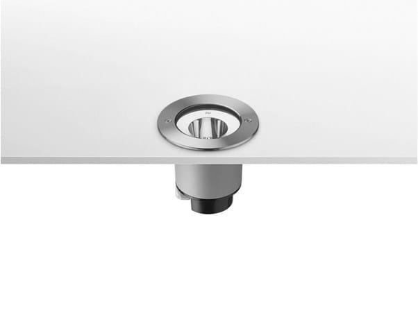 LED die cast aluminium floor light NEUTRON I | Floor light - FLOS