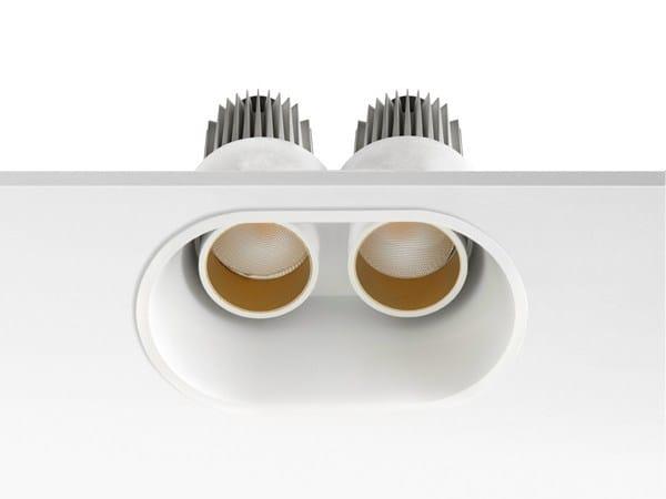 LED invisible ceiling spotlight DECOFIX - FLOS