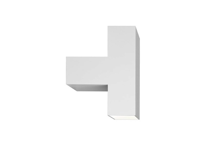 Direct-indirect light wall light TIGHT LIGHT by FLOS