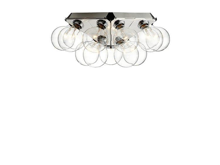 Direct light ceiling lamp TARAXACUM 88 CW   Ceiling lamp - FLOS