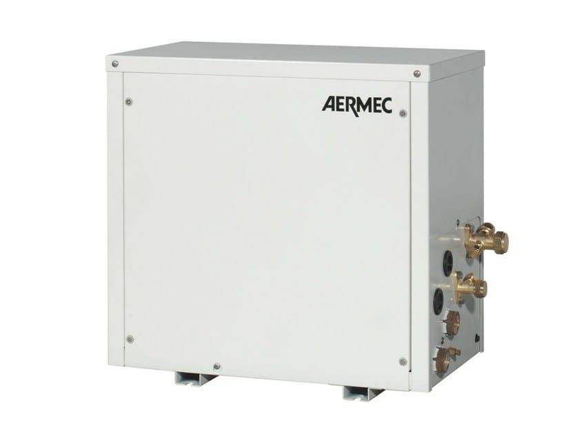 Water cooled condensing unit CWX - AERMEC
