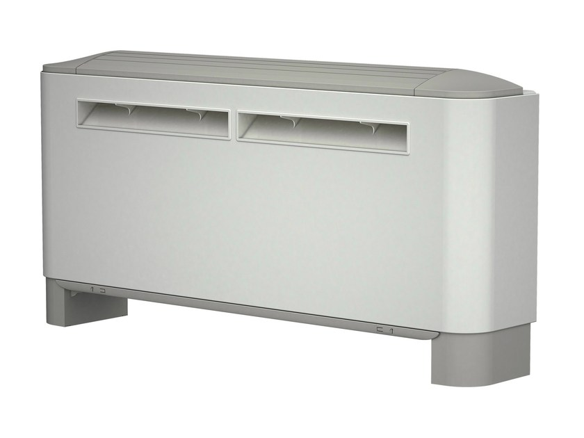 Wall-mounted fan coil unit DUALJET - AERMEC