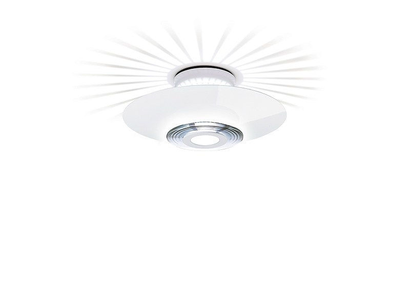 Indirect light ceiling light MONI by FLOS
