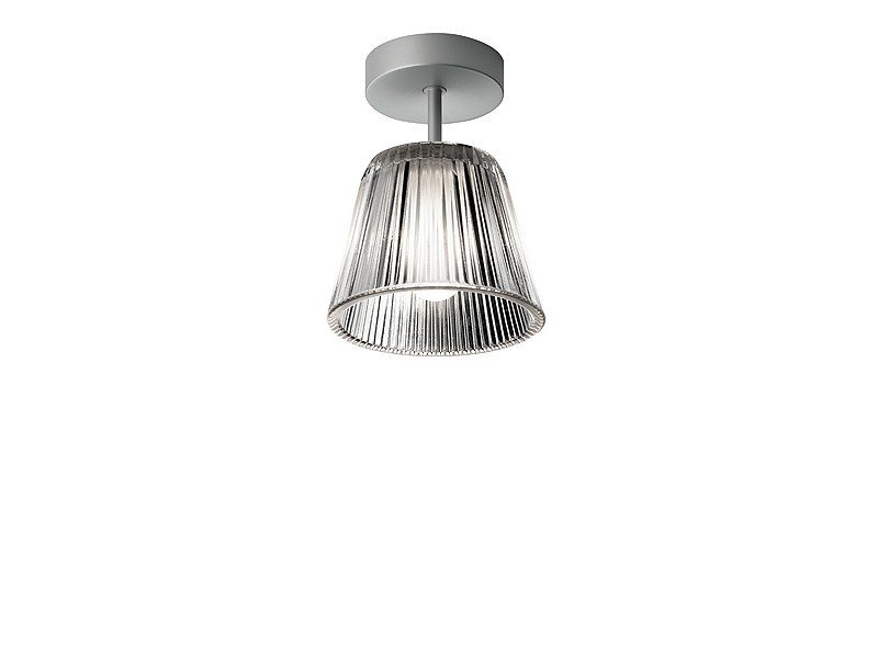 Glass ceiling lamp ROMEO BABE C - FLOS