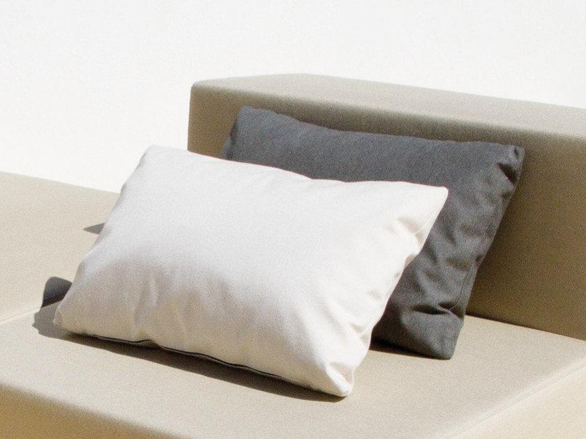 Rectangular fabric sofa cushion BOB | Rectangular cushion by April Furniture