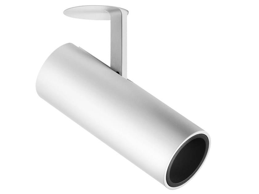 Ceiling aluminium spotlight FIND ME 1 | Aluminium spotlight - FLOS