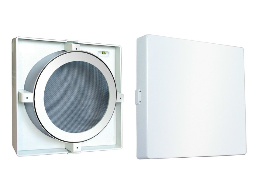 Outlet and diffuser for channelled system PHONOAIR FLEX by Nicoll by REDI