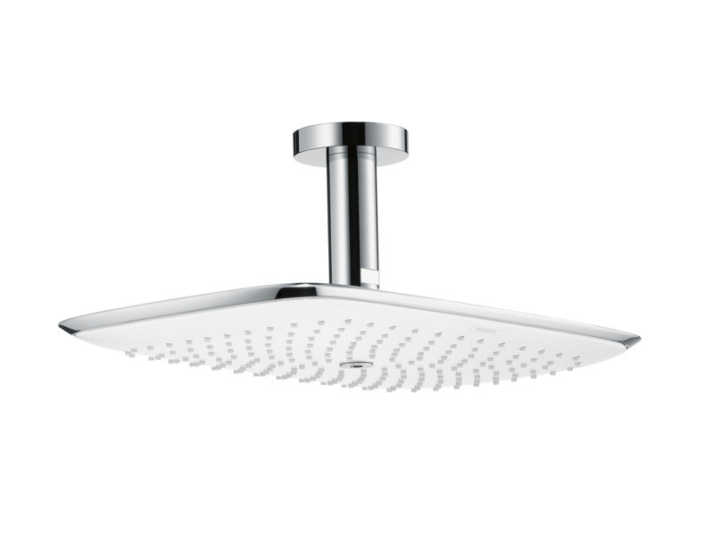 Ceiling mounted overhead shower PURAVIDA | Ceiling mounted overhead shower by hansgrohe