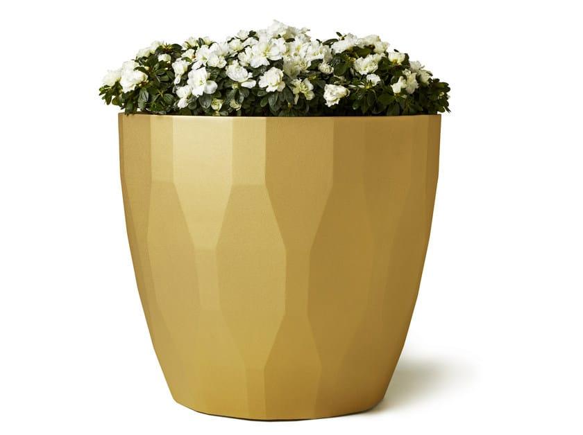 Aluminium Flower pot ARABESQUE by Nola Industrier