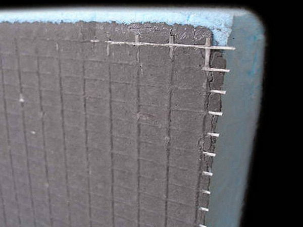 Mesh fo reinforcements for insulating panels Reinforcements for insulating panels by Gavazzi