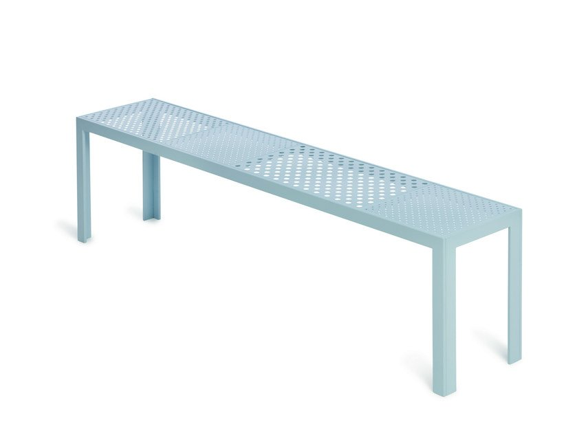 Steel Bench AREAL | Steel Bench - Nola Industrier