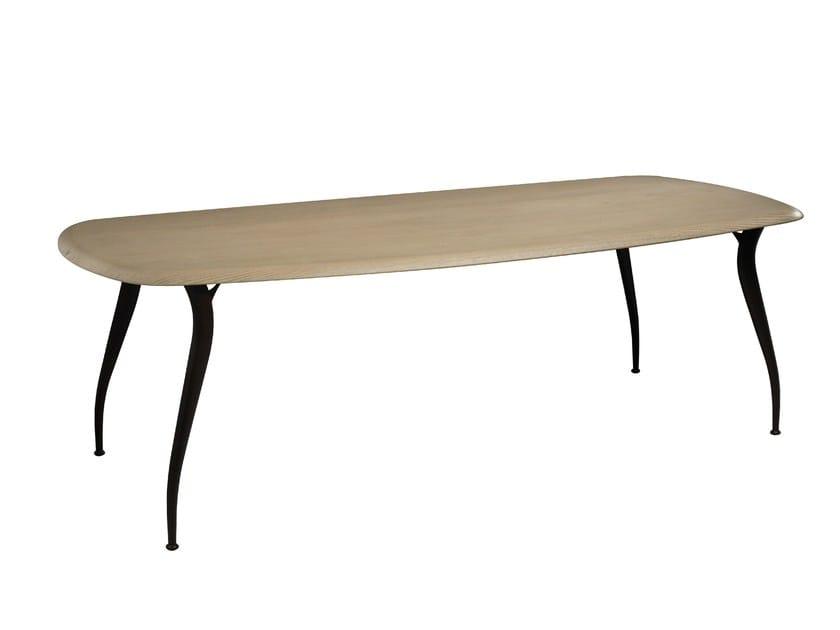 Iron table ARTURO | Table - Cantori