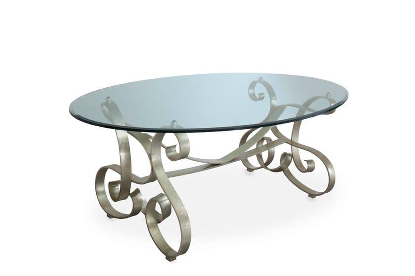 Iron table MIRÒ | Table - Cantori