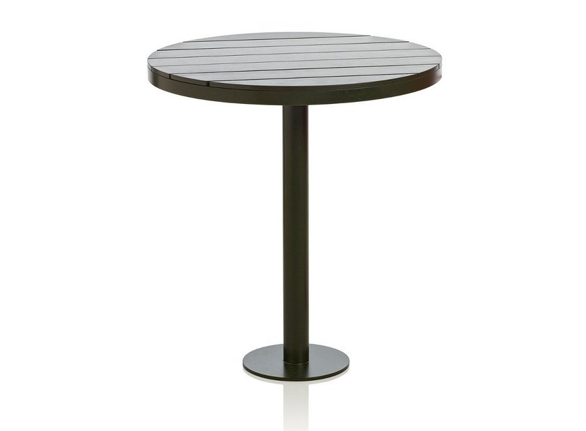 Plate Table for public areas PARCO | Plate Table for public areas - Nola Industrier