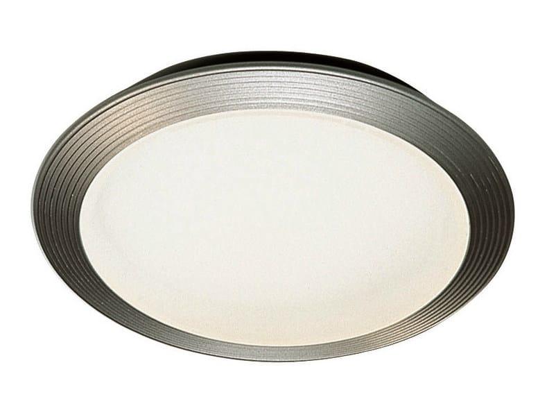LED ceiling-mounted built-in emergency light IRIS | Built-in emergency light - DAISALUX