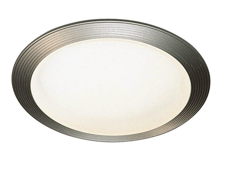LED ceiling-mounted built-in emergency light IRIS | LED emergency light - DAISALUX