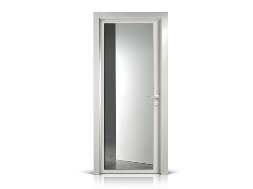 Mirrored glass door Mirrored door - FERREROLEGNO