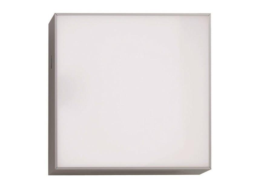 LED wall-mounted emergency light ORTO | Wall-mounted emergency light - DAISALUX