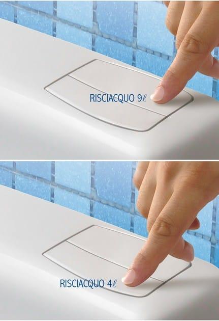 Accessori Bagno Pucci : Cassetta di scarico esterna pucci eco pucciplast