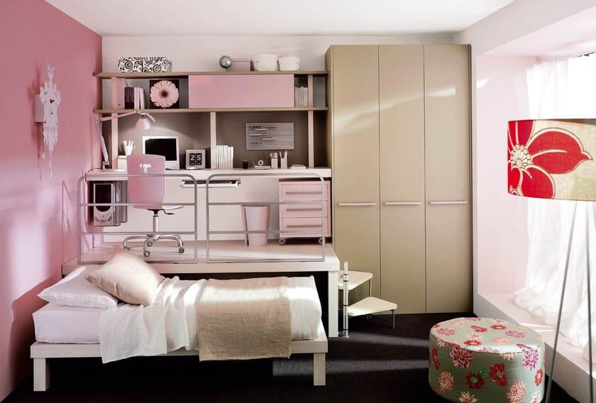 Schlafzimmer f r jugendliche tiramolla 185 by tumidei for Schlafzimmer jugendliche