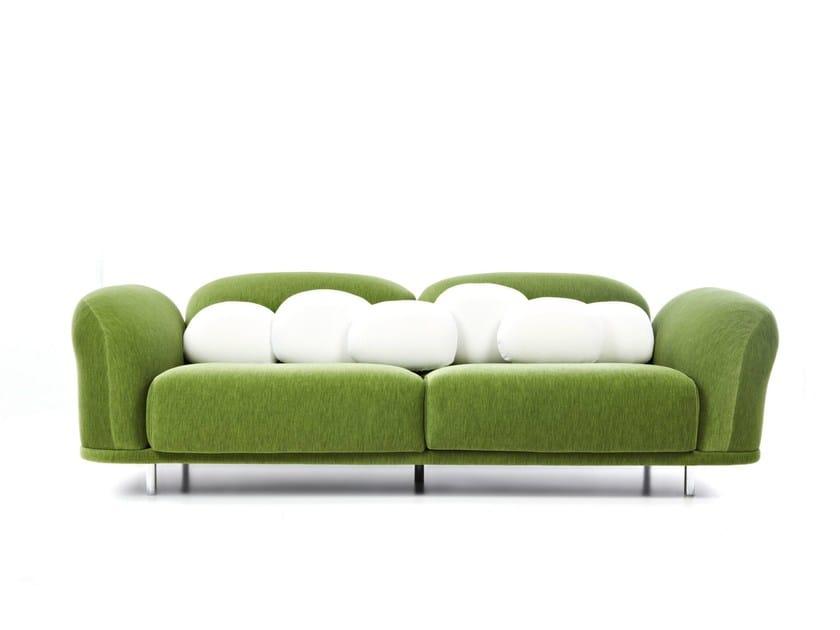 Design 3 seater Dacron® sofa CLOUD SOFA - Moooi©