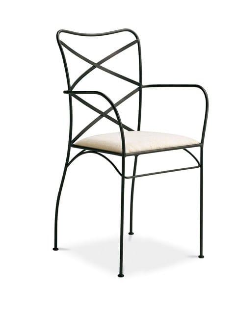 Iron chair MARA | Chair - Cantori