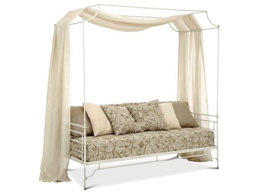 Canopy 2 seater iron sofa CIRO | Canopy sofa - Cantori