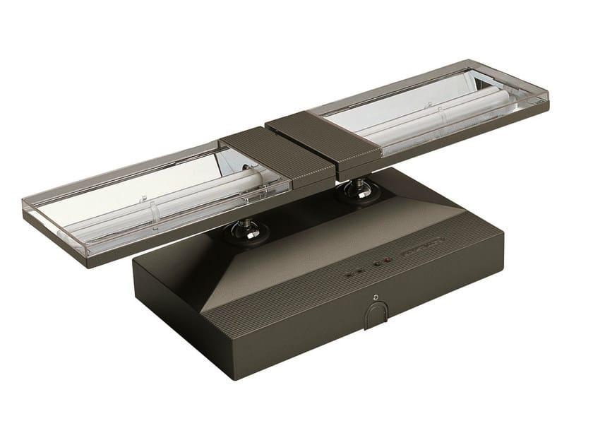 LED wall-mounted adjustable emergency light ZENIT PL | LED emergency light by DAISALUX