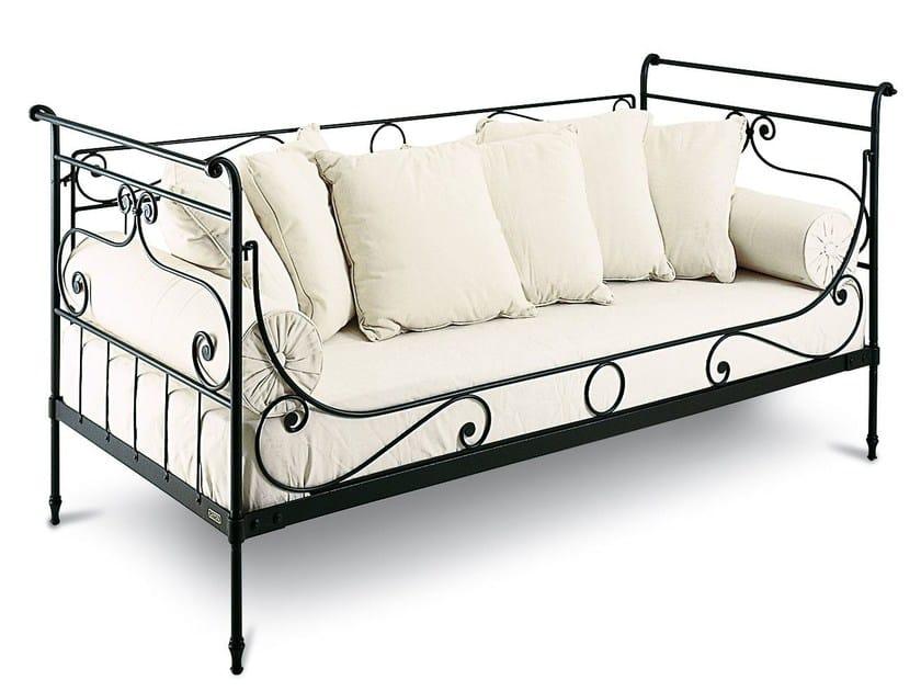 Convertible iron sofa bed LUIGI FILIPPO | Sofa bed - Cantori