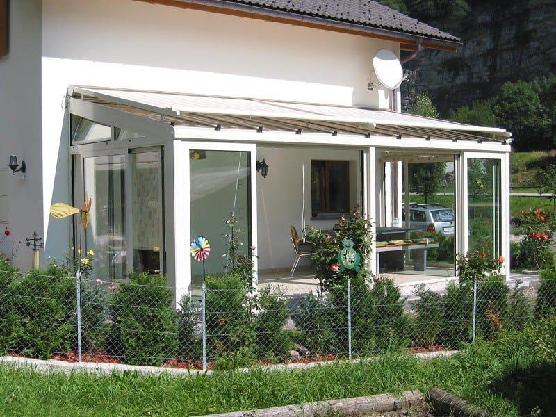 Giardino D Inverno Quanto Costa : Giardino d inverno in alluminio e vetro