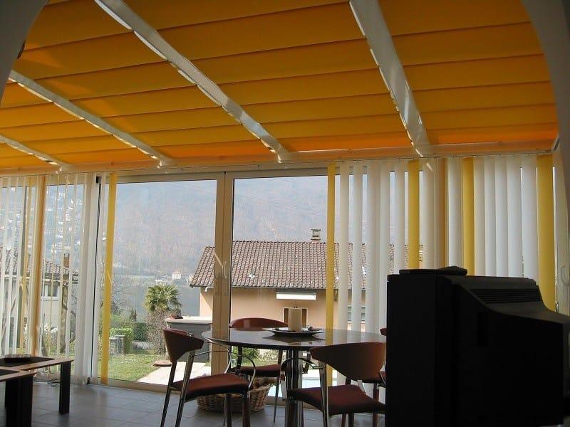 Tenda per finestre da tetto per protezione solare - Protezione per finestre ...