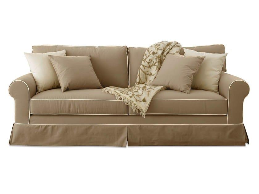 Wooden sofa RIVOLI | Sofa - Cantori