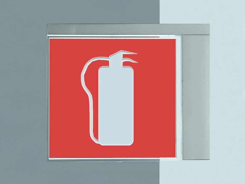 Emergency light / sign VIR   Sign - DAISALUX
