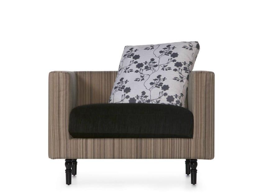 Armchair with fire retardant padding BOUTIQUE MANGA | Armchair - Moooi©