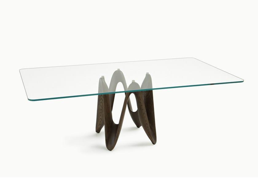 Table LAMBDA RECTANGULAR - SOVET ITALIA