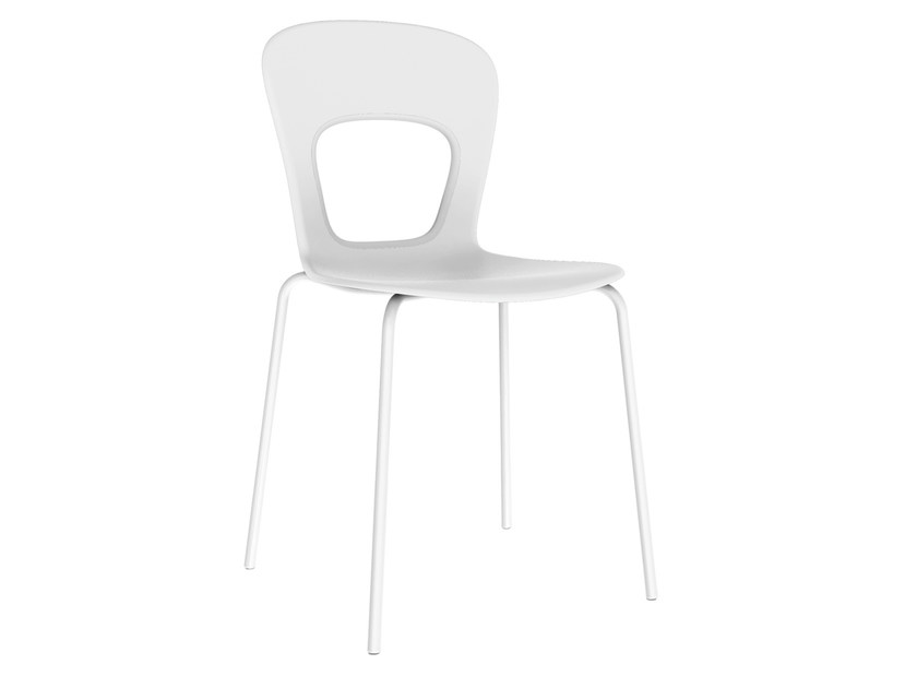 Stackable technopolymer chair BLOG | Technopolymer chair - GABER