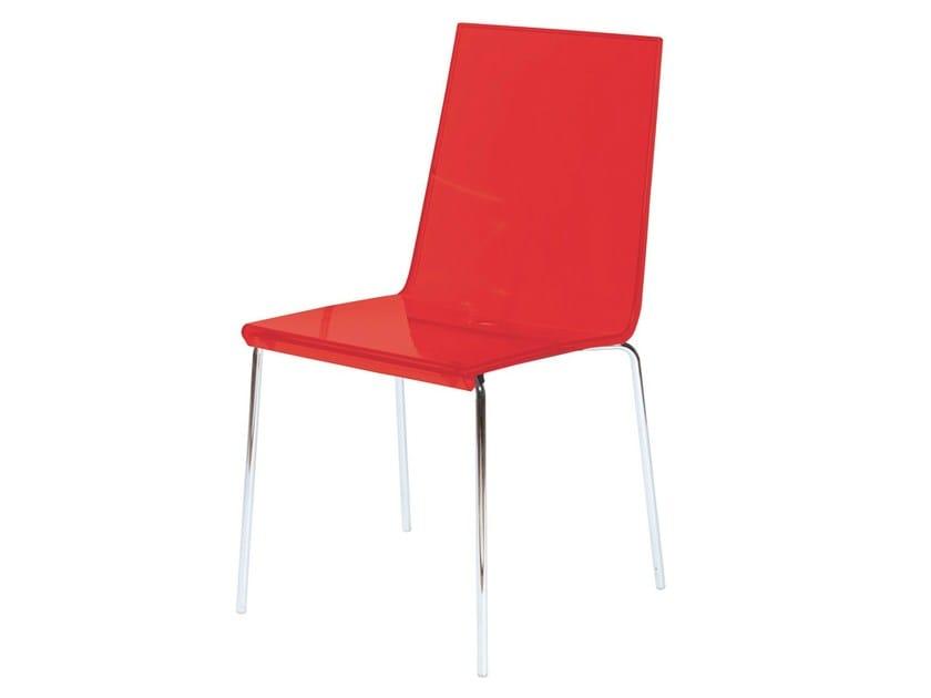 Technopolymer chair SNAKE 46 4G - GABER