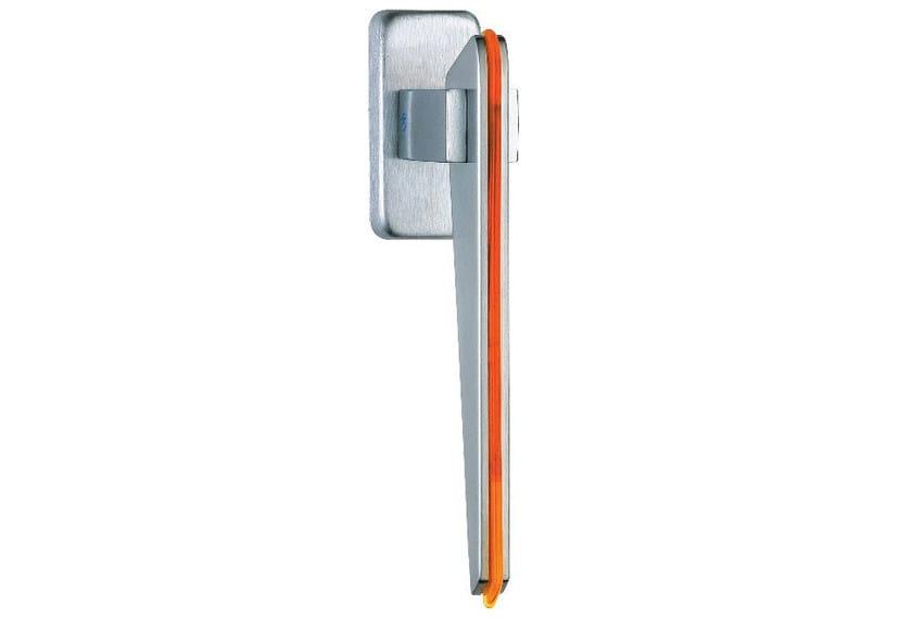 DK window handle on rose TRATTO QUAD | Window handle - KLEIS
