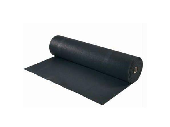 Rubber sound insulation panel dBred F - EDILTECO
