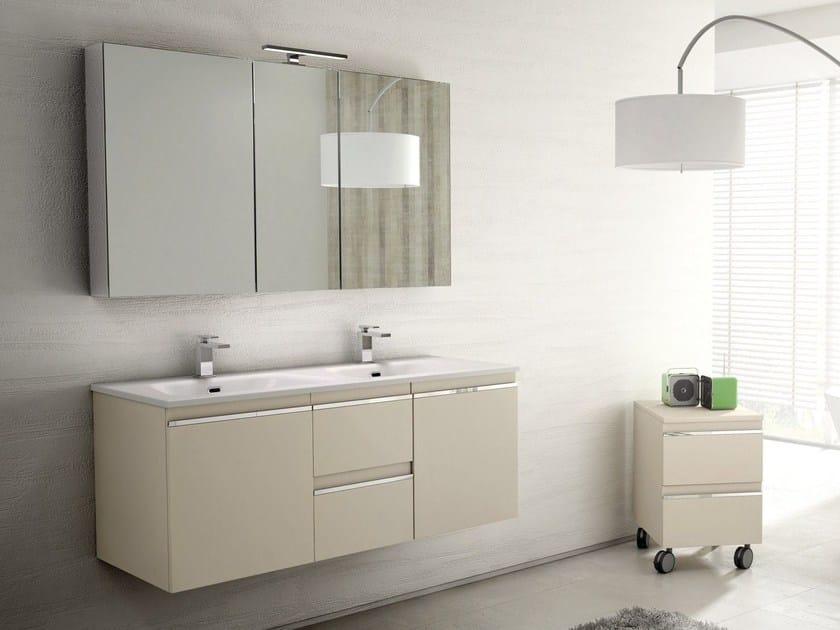Single vanity unit MISTRAL COMP 07 - IdeaGroup