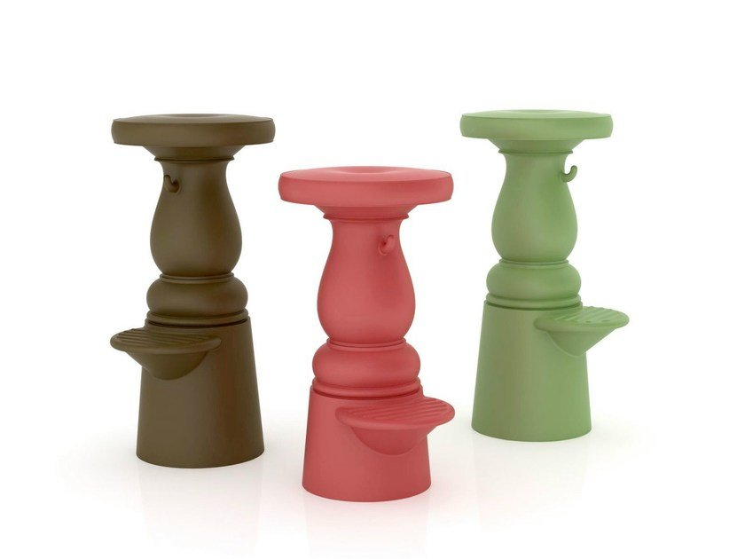 Barstool NEW ANTIQUES BARSTOOL by moooi