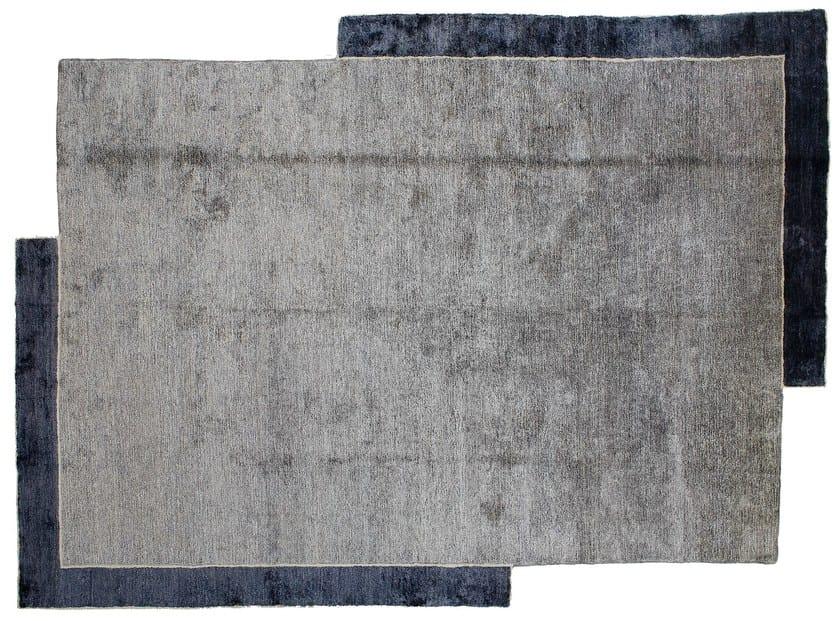 Silk rug SENSAZIONE - ERBA ITALIA