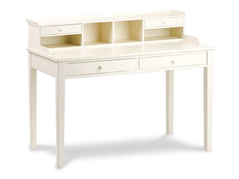 Wooden secretary desk LEON   Secretary desk - Cantori