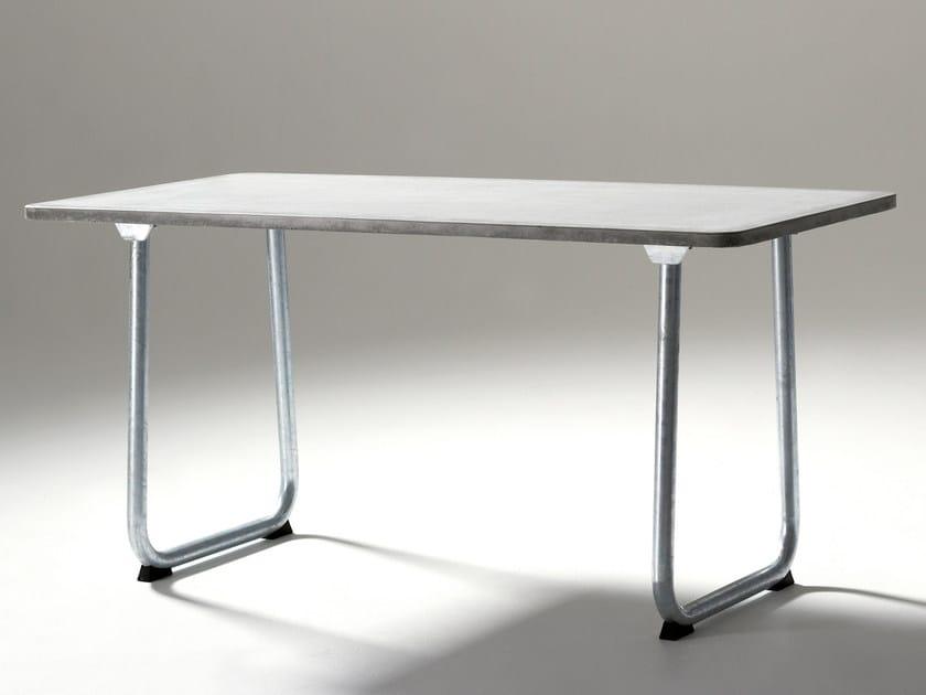 Concrete Table for public areas GOAL - Nola Industrier