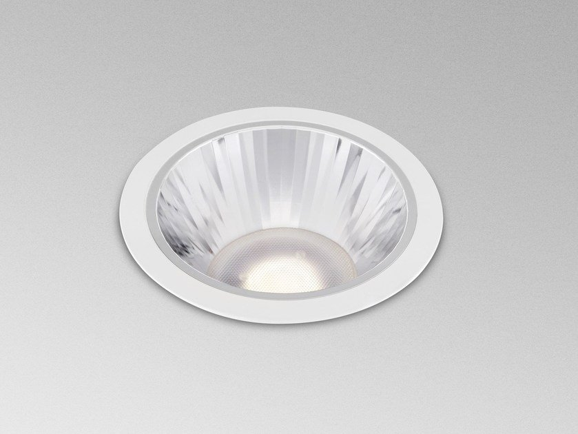 LED direct light built-in lamp ROUND - GEWISS
