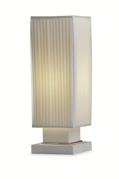 Wooden table lamp GIORGIA - Cantori